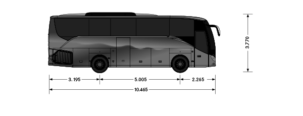 Setra Comfortclass S 511 Hd Coach Neesvipline Com
