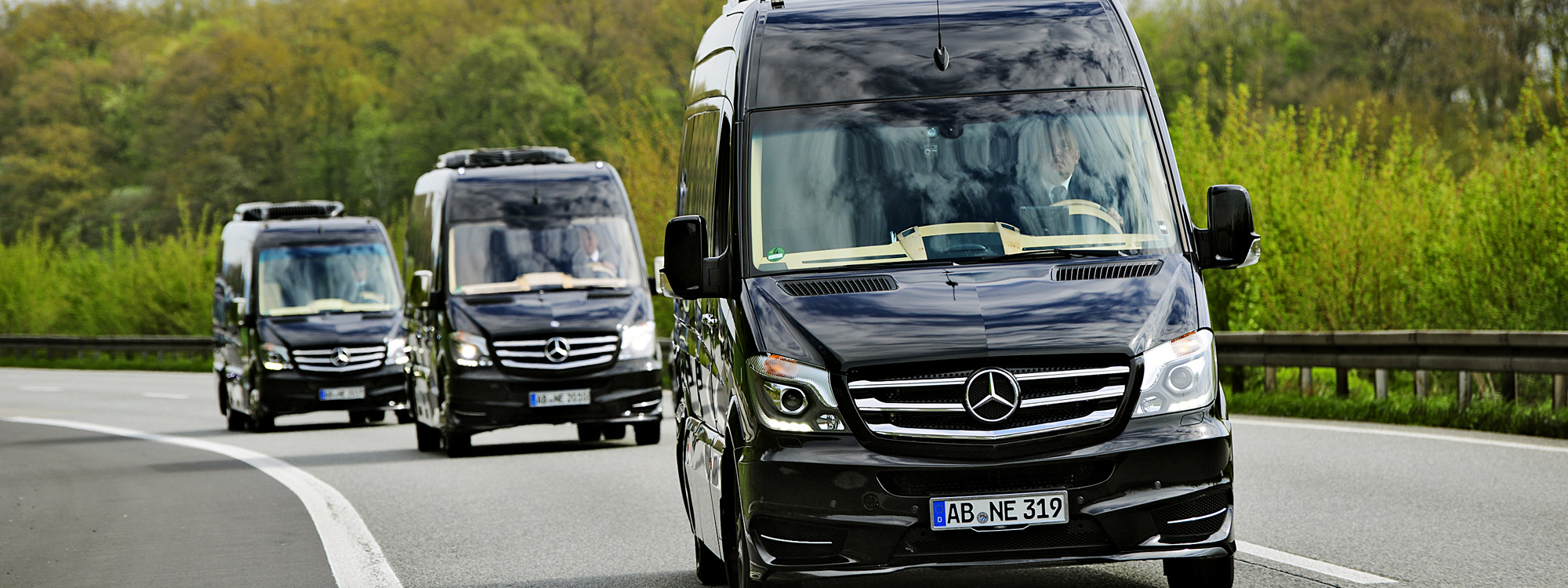 mercedes vip sprinter 8 fahrg ste mieten frankfurt mainz wiesbaden. Black Bedroom Furniture Sets. Home Design Ideas